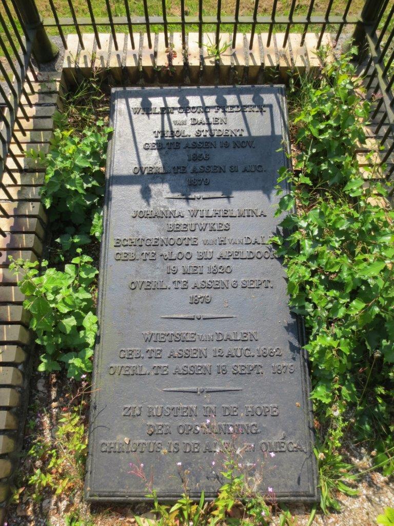 Dalen, Wietske van 1862-1879, 201379 143