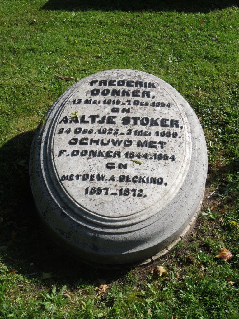 Stoker, Aaltje 1822-1889, 20140903